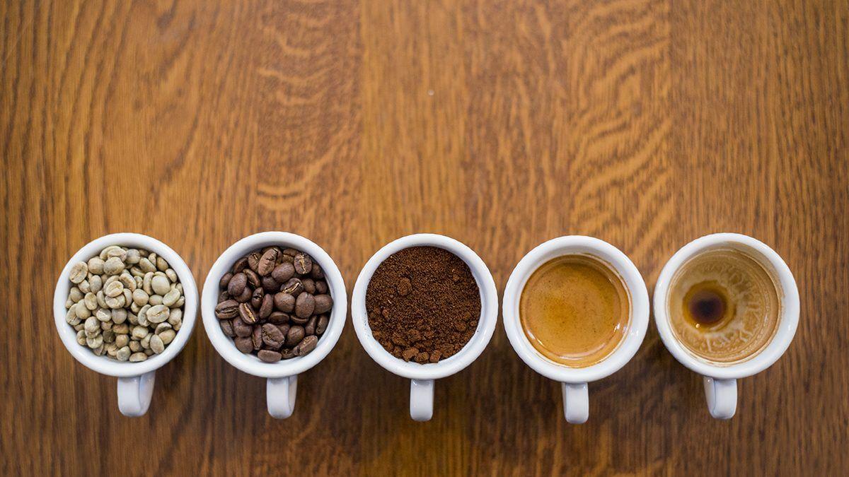 Ako sa praží káva